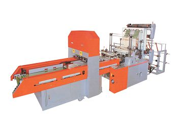 this is a picture of our bag making machine